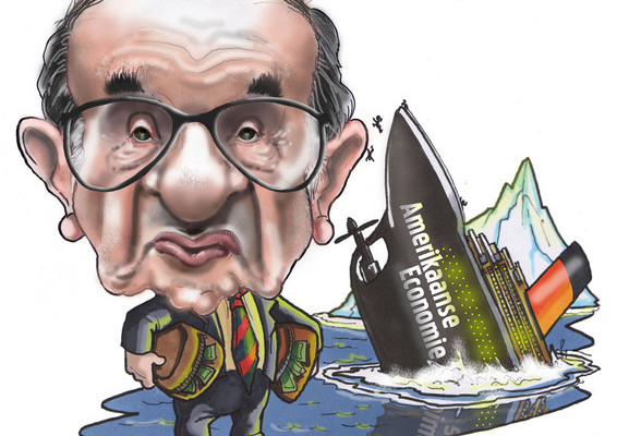 Greenspan's Insulting Admission of Fed Culpability